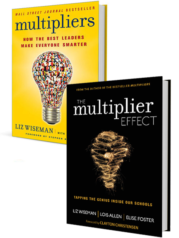 Becoming A Multiplier Leadership Potential Consulting